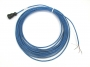 VE01X40B  40 ft. Blue cable with connector